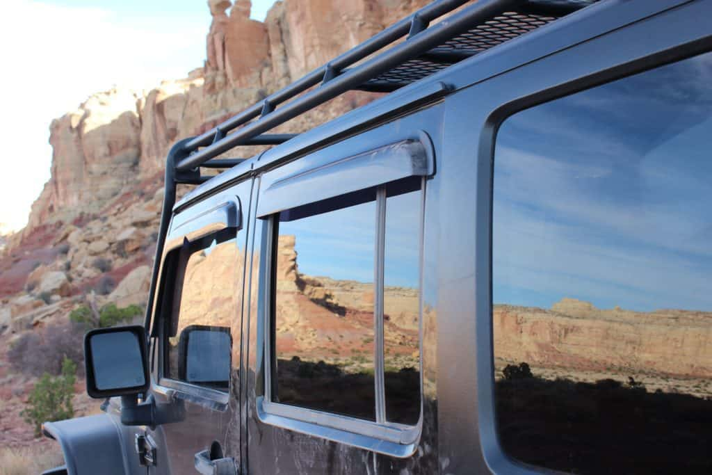 Best Roof Rack For The Jeep Wrangler Jeep Kingdom